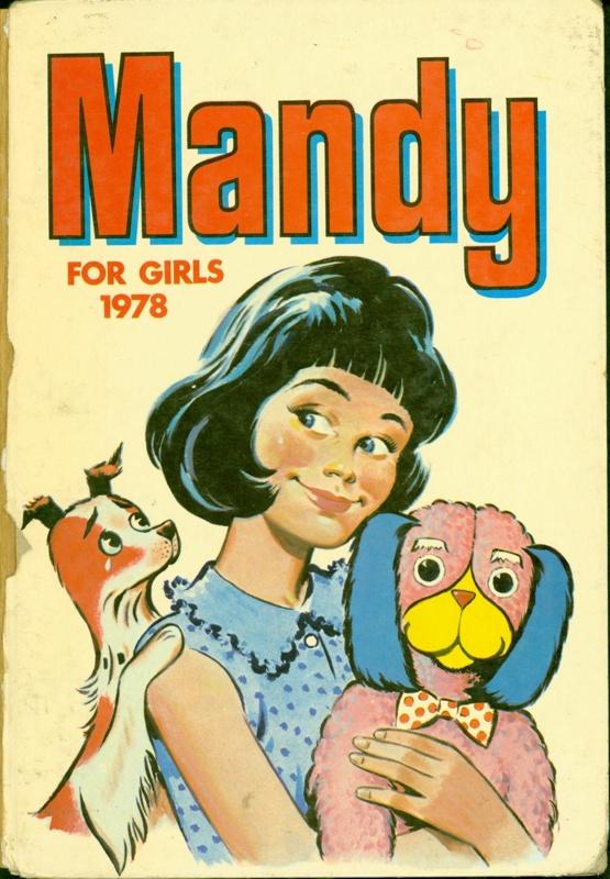 Mandy for Girls, 1978; D.C. Thomson & Co. Ltd; 1977; 2017.5.60