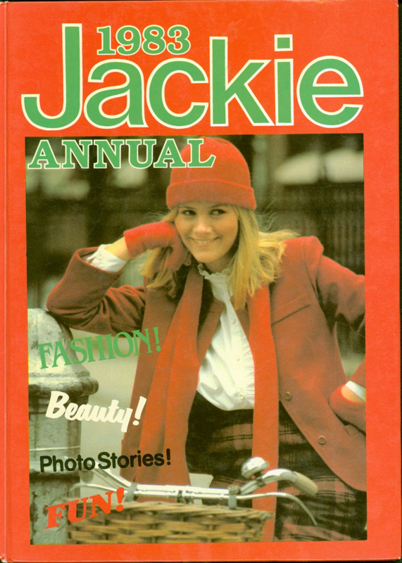 Jackie Annual 1983; D.C. Thomson & Co. Ltd; 1982; 2017.5.68