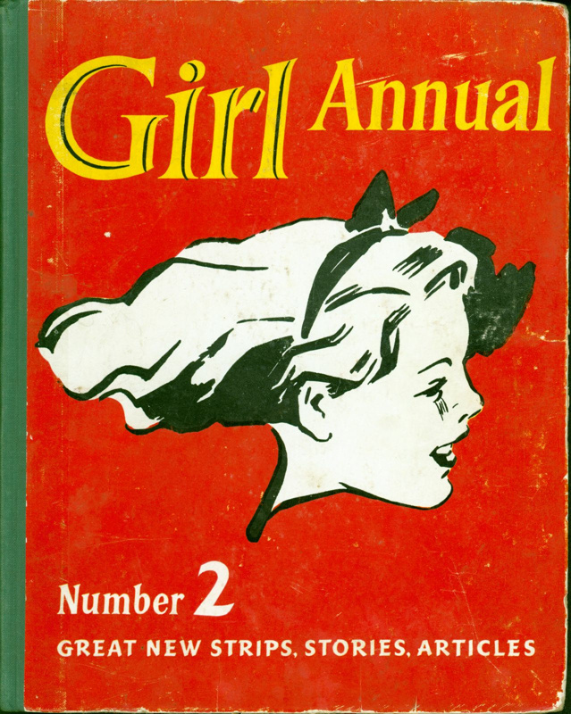 Girl Annual Number 2 (1954) ; 2017.5.10