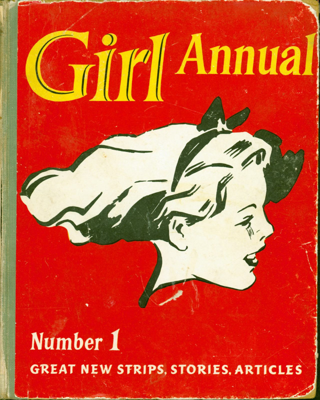 Girl Annual Number 1 (1953) ; 2017.5.9