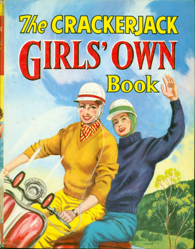 The Crackerjack Girls' Own Book ; 2017.05.28