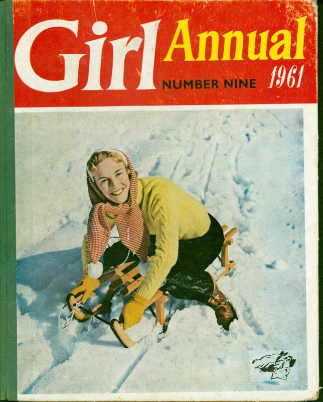 Annual: Girl No.  9 (1961) ; GWL-2017-5-13