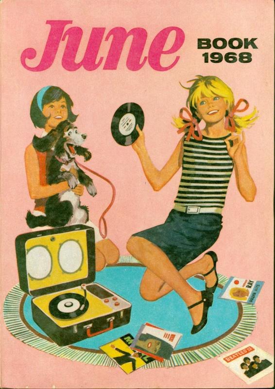 Annual: June Book 1968 ; GWL-2017-5-58
