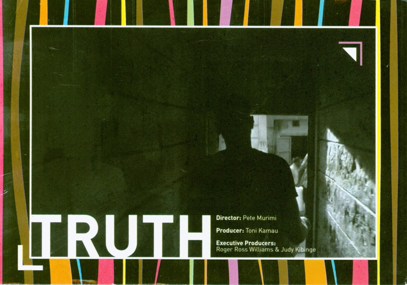 Postcard: Truth; Docubox; GWL-2019-99-6