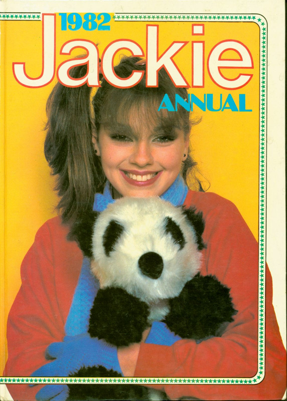 Jackie Annual 1982 ; D.C. Thomson & Co. Ltd; 1981; 2017.5.67