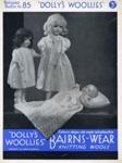 Knitting pattern: Dolly's Woollies; Bairns-Wear Booklet No. 85; GWL-2016-95-111