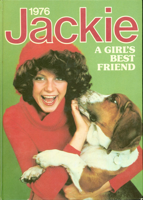 The Jackie Annual 1976; D.C. Thomson & Co. Ltd; 1975; 2017.5.62