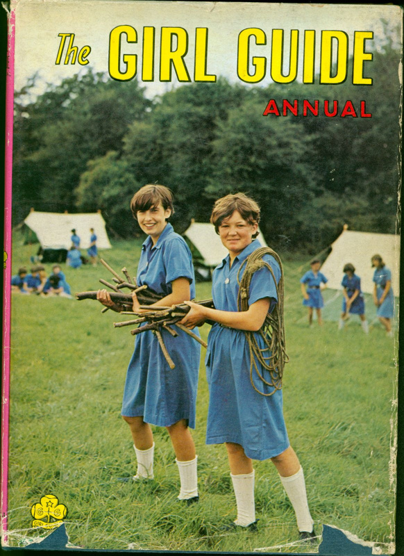 The Girl Guide 1967 ; Purnell and Sons Ltd; GWL-2017-5-52