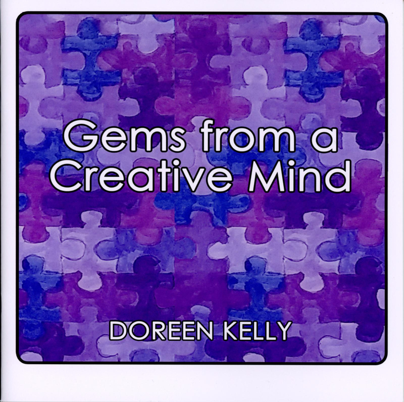 Front cover: Gems from a Creative Mind; Kelly, Doreen; 2021; GWL-2021-10-1