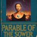 Front cover: Parable of the Sower; Butler, Octavia E.; 1993; GWL-2020-49