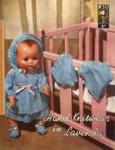 Knitting pattern: Doll's Set in Lister Lavenda; Lister No. 317; GWL-2016-95-106