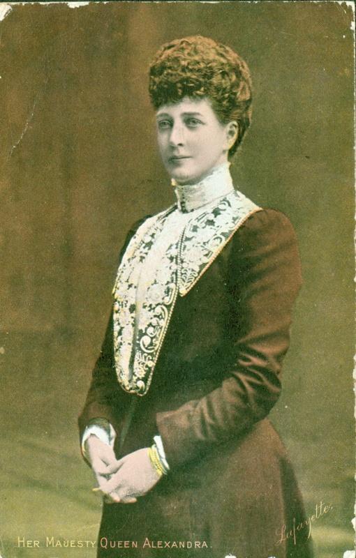 Her Majesty Queen Alexandra; Lafayette; 2016.142.26