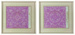 Untitled (Diptych) c.2000; Martin Thompson; 2000; 2014/16/1.1-2