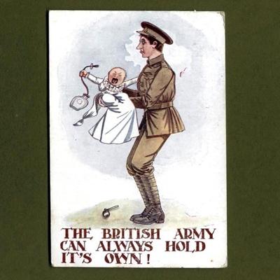 WW1 Postcard; 1914-18; OXFYT:1239
