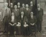 Sandringham City Councillors, March 21st 1923; 1923; P0964