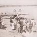 The sea plane Cutty Sark on the beach at Brighton Beach; 193-; P1551