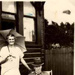 Amelia and Stuart Dell at 35 Willis Street, Hampton; 192-; P9520