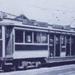 Electric tramcar no. 42 in intermediate colours; 192-?; P1110
