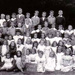 Beaumaris West primary school upper 1st and 2nd classes of 1909; 1909; P5811