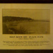 Half Moon Bay, Black Rock; c. 1915; P3997