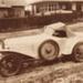 Barney Dentry's car Senechal in its final form; c. 1924; P0236