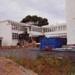 Hampton High School demolition; 1992; P2945