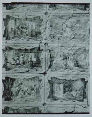 Wallpaper of Black Rock House; 19--; P1363