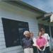The Guthrie family of 7 Henry Street, Sandringham; Larson, Janet; c. 1988; P7520
