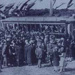 The first electric tram to arrive at Beaumaris, 1 September 1926.; 1926; P1128