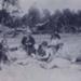 Family picnic at Ricketts Point.; c. 1920; P0278