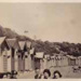 Sandringham bathing boxes.; 1941; P3962