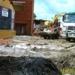 Demolition of shops, 24-34 Station Street, Sandringham; Joy, David; 2009 Mar. 16; P6031