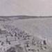 Hampton beach, looking south; c. 1910; P2487