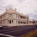 Hampton Hotel facade.; 1996; P2440