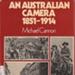 An Australian camers, 1851-1914; Cannon, Michael; 1973; 170019888; B0346