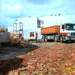 Demolition of shops, 24-34 Station Street, Sandringham; Joy, David; 2009 Mar. 16; P6030