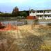 The site of the new police station, Abbott Street, Sandringham; Joy, David; 2009 Mar. 3; P6015