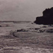 Cliffs near Table Rock Beaumaris; 1921; P0498