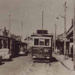 Electric tram no.51 in Station Street, Sandringham; betw. 1950 and 1955; P1952