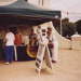 Sandringham and District Historical Society at the Bayside Fiesta 1999; Jones, Alan G. (1919-2009); 1999 Feb. 27; P4849