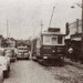 Electric tram in Station Street, Sandringham.; 196-; P1955