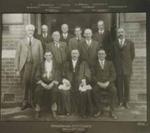 Sandringham City Councillors, March 21st 1923; 1923; P0963