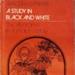 A study in black and white; Prentis, Malcolm D.; 1975; 45000109; B0234