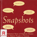 Snapshots : the volunteer story of Anglican homes for elderly people in Victoria.; McGregor, Margaret; 1999; 949873802; B0768