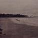 Beach scene, Beaumaris; 1921; P0505