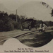 Bad for the tyres. Tram rails buckled with the heat - Beaumaris Road.; c. 1910; P0856