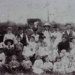 Group on a picnic; c. 1915; P1224