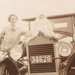 The Dentry family car; c. 1928; P0331