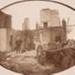 Demolition of the old Hampton Hotel; 1910; P0110