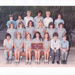 Highett High School year 8B, 1982; 1982; P8349